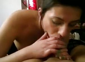 Straight,blowjob,brunette,handjob,indian