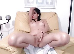 Brunette,arab,indian,small Tits,masturbation,straight,bongacams,webcam