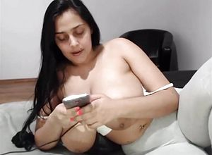 amateur,big Tits,brunette,indian,solo Female,straight,webcam